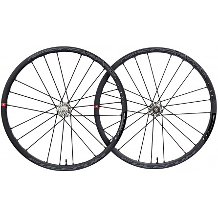 Set Coppia Ruote Bici Fulcrum Racing Zero Carbon DB 2WF C19
