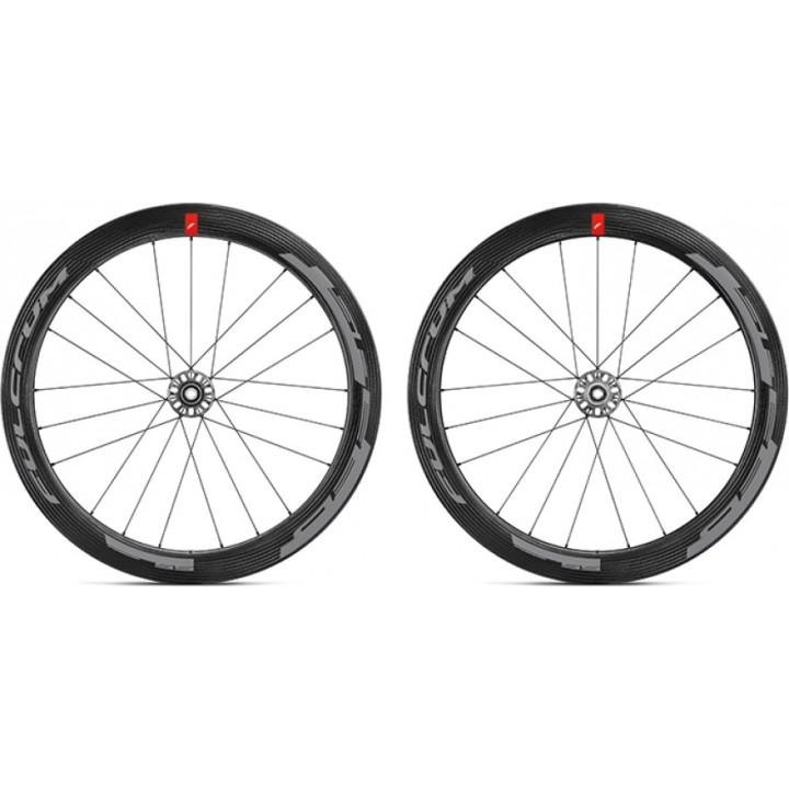 Set Coppia Ruote Bici Fulcrum Speed 55 DB 2WF C19