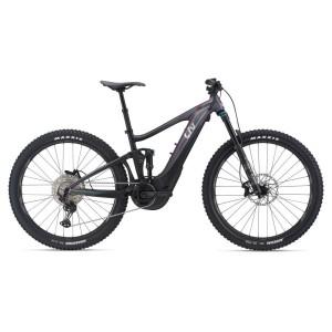Bicicletta E-Bike Liv intrigue X E+ 2 Pro Women's 25km/h 2021 Dark Iridescent