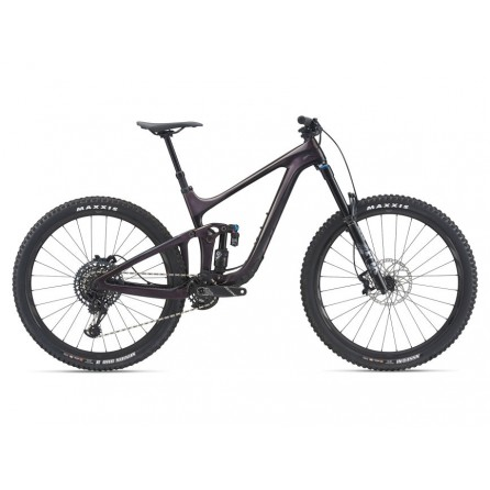 """Bicicletta Giant Reign Advanced Pro 1 29"""" 2021 Rosewood"""