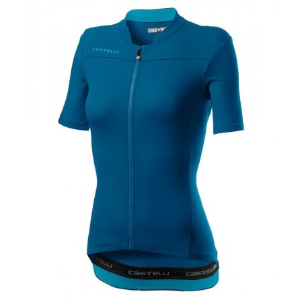 Maglia Castelli Woman Anima 3 Jersey Marine Blue