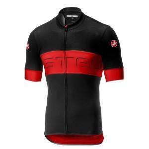 Maglia Castelli Prologo VI Jersey Black/Red