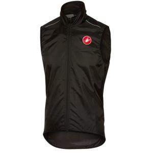 Gilet Antivento Castelli Squadra Vest Black