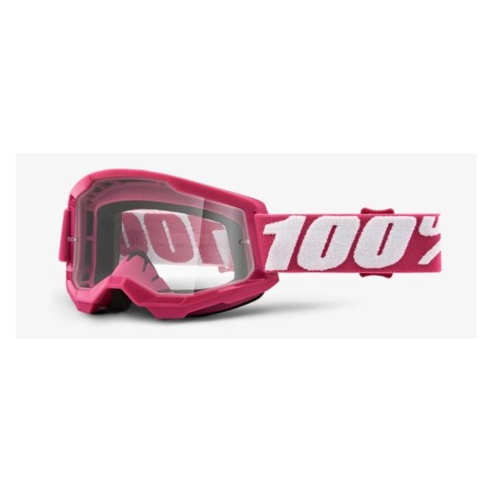 Mascherina 100% STRATA 2 Pink/White