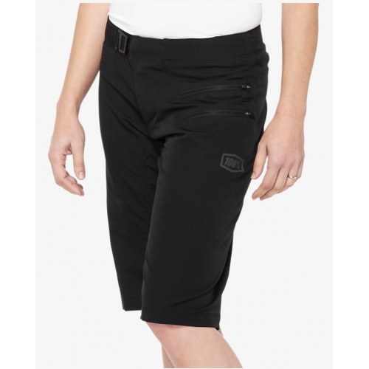 Pantalone Corto AIRMATIC Women's Black