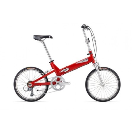 Bicicletta Giant Fitness Halfway 2017 Red