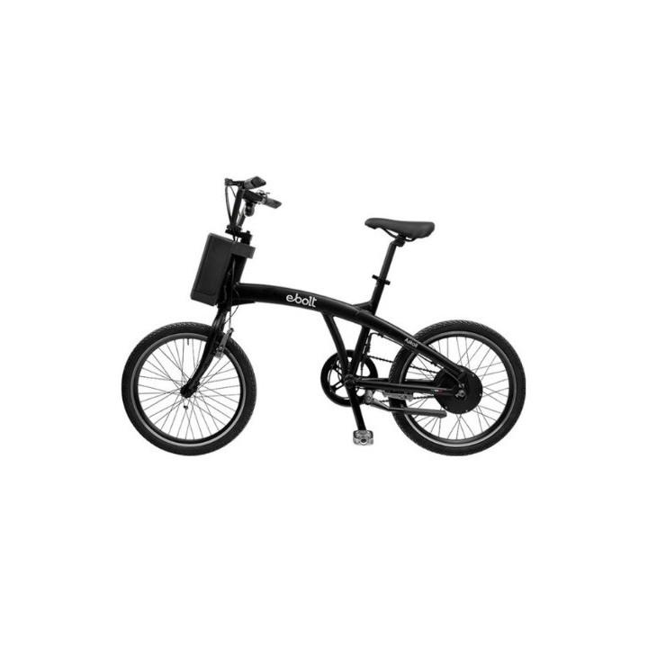 Bicicletta Askoll eBolt Black Kid