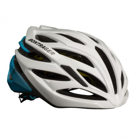 Helmet Bontrager Circuit MIPS Women's White/Blue Medium CE