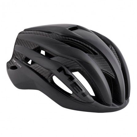 Casco Met Trenta 3K Tg.M Carbon Nero-Raw