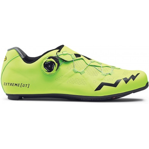 Scarpe NorthWave Extreme GT Yellow Fluo