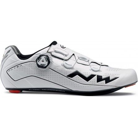Scarpe Northwave Flash White-Black