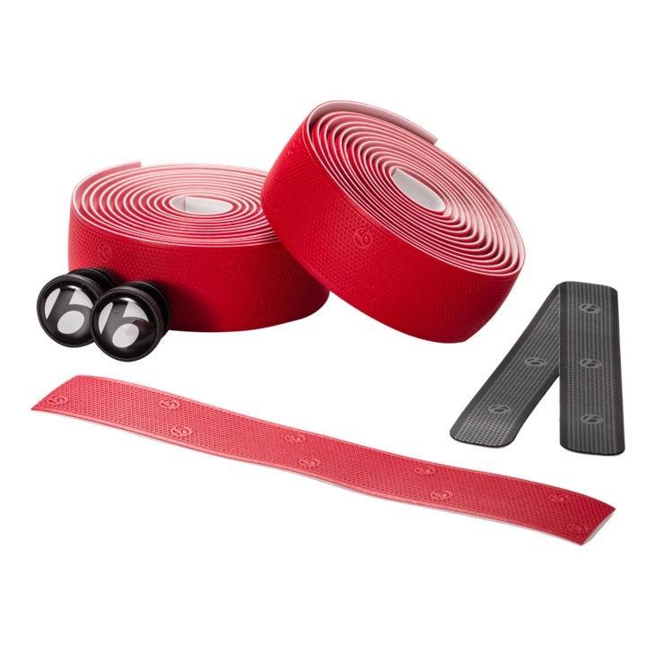 Nastro Manubrio Bontrager Supertack Tape Red