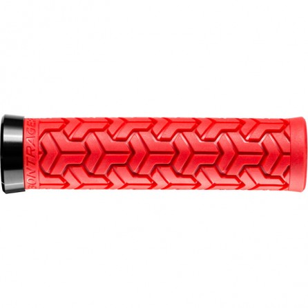 Manopole Bontrager SE Lock-On Viper Red
