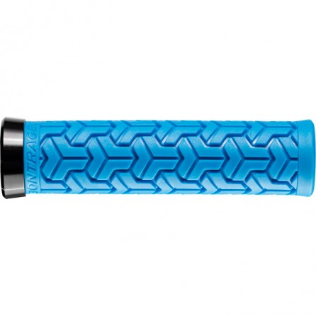 Manopole Bontrager SE Lock-On Waterloo Blue
