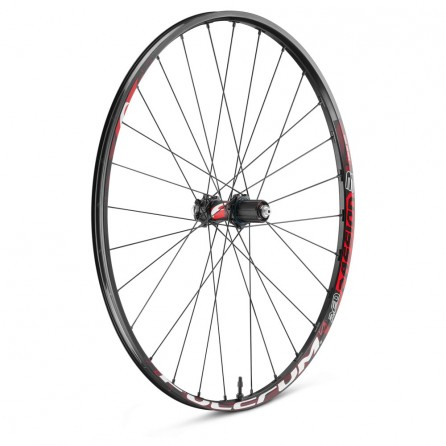 ruote Fulcrum Red Passion 3 27.5 Afs - front QR + KIT HH15/100 - rear QR + KIT HH12/142-135