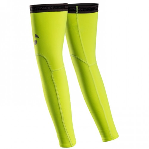 Manicotti Bontrager Thermal Tg.L Visibility Yellow