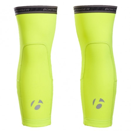 Ginocchiere Bontrager Thermal Tg.S Visibility Yellow