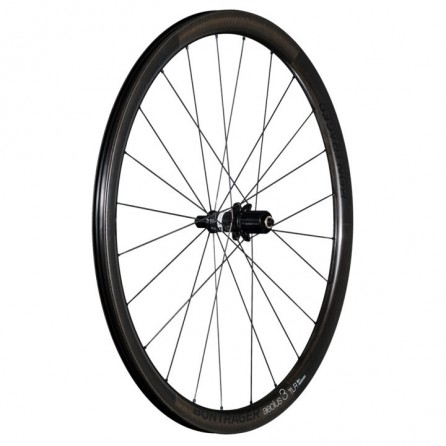 Ruota Posteriore Bontrager Aeolus 3 TLR Clincher Shimano 11 Black