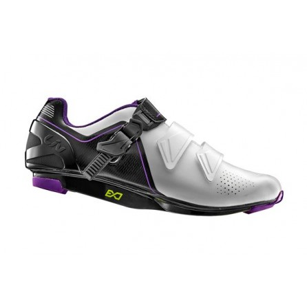 Scarpe Liv Mira Tg.39 White-Purple