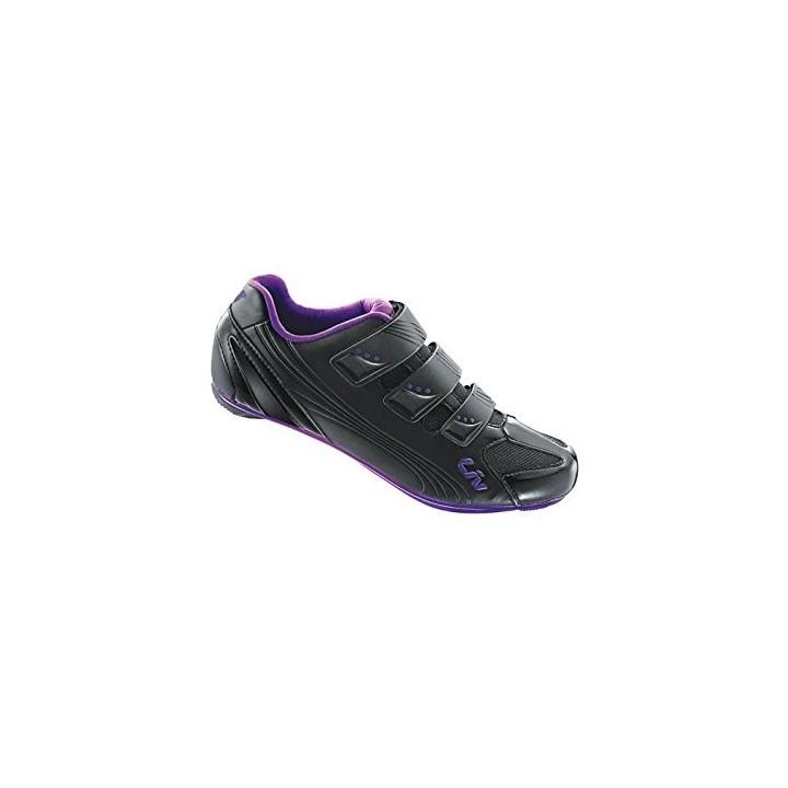 Scarpe Liv Regalo Tg.39 Black-Purple