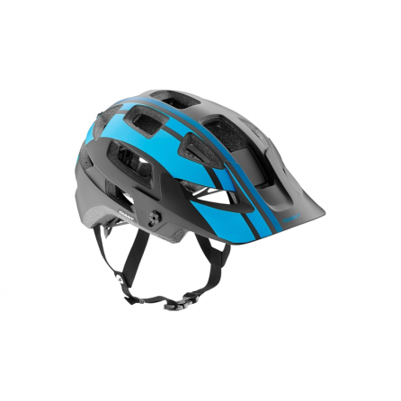 Casco Giant Rail MIPS Tg.M Black-Grey