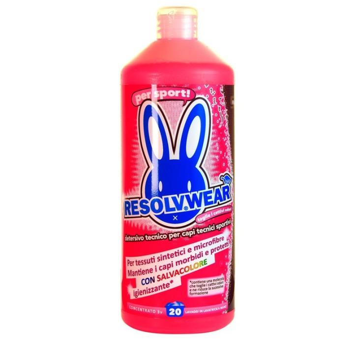 Detersivo ResolvWear 1000 ml Fragrance X (rosa)