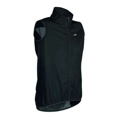 Gilet Gsg Vento Windlock Nero