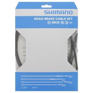 Kit Filo Freno Shimano PTFE Strada Nero