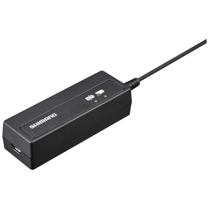 Caricabatteria Shimano SM-BCR2 per Batteria Interna