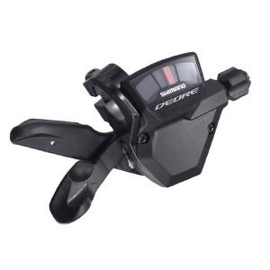 Comando Cambio Shimano Dx 9v + Indicatori SL-M590 Deore + Guaine