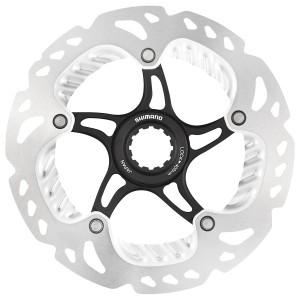 Disco Shimano XTR/Saint SM-RT99 Ice-Tech 160mm Center Lock con Dissipatore