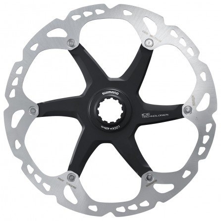 Disco Shimano XT 203mm Center Lock SM-RT81 Ice-Tech