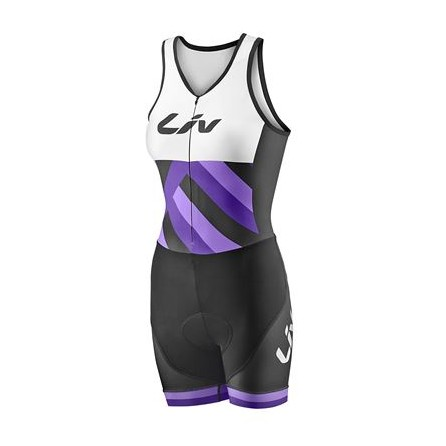 Body Liv Black/White/Purple