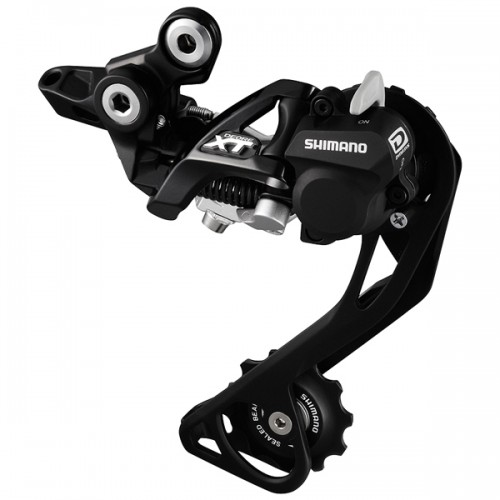 Cambio Posteriore Shimano XT 10v Nero SGS RD-M786 Top Normal Shadow+