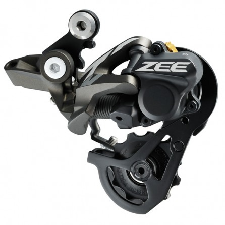 Cambio Posteriore Shimano Zee 10v SS RD-M640 DH 11-23/28D Shadow+