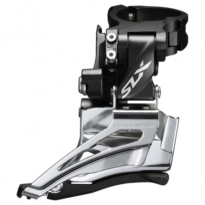 Deragliatore Doppia Shimano SLX FD-M7025 a Fascetta 34.9mm CB DS DP 66-69