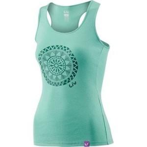 Canotta Fitness Liv Izzy Tank Top Aqua MD -  -