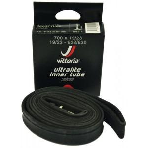 Camera d'aria Vittoria Ultralite 19/23x622 Valvola Presta 42mm