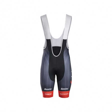 Salopette Corta Santini Trek-Segafredo Replica Men's Bib Cycling