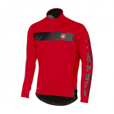 Giubbino Castelli Raddoppia Jacket Red Men's