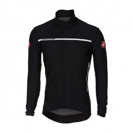 Giubbino Castelli Perfetto Long Sleeve Light Black Men's