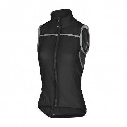 Gilet Castelli Superleggera Vest Women's Black