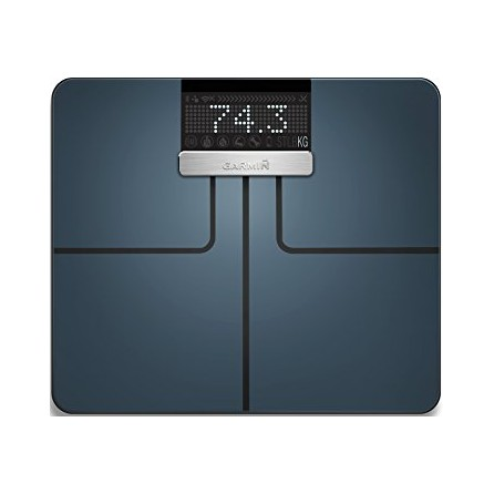 Bilancia Garmin Index Smart Scale Black