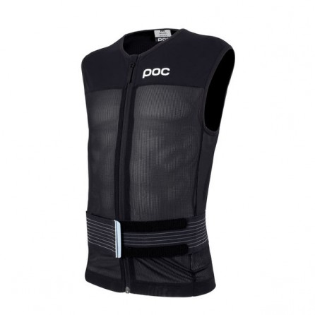 Body Armour Poc Spine VPD Air Vest Slim Fit Tg.S Uranium Black