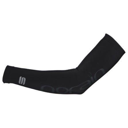 SPORTFUL ARM NORAIN WARMERS BLK TG. S