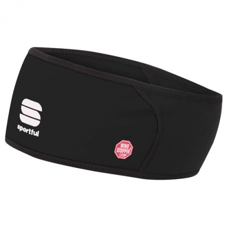 SPORTFUL WINDSTOPPER HEADBAND BLK TG. UNI
