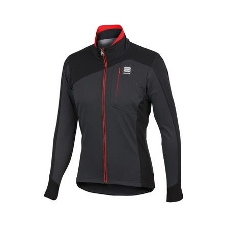 SPORTFUL EDGE SOFTSHELL JACKET WINTER ANTHRA/BLK MAN TG. M