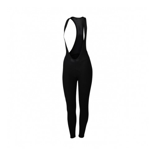 SPORTFUL SALOPETTE LUNA BIB TIGHT WINTER WOMEN BLK TG. S
