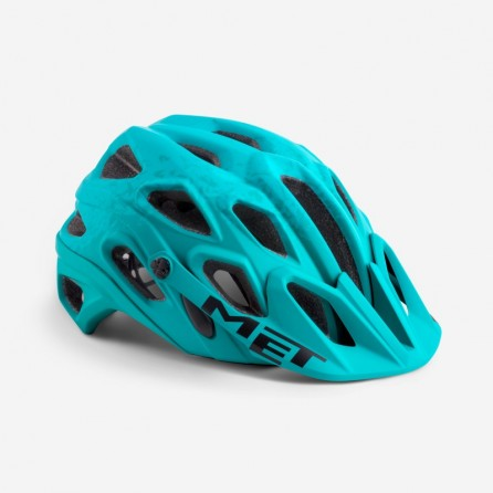 Casco Met Lupo 2019 Mint Green Texture