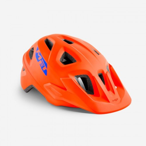 Casco Met Eldar 2019 Orange